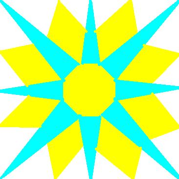 octagons - blue and yellow.JPG