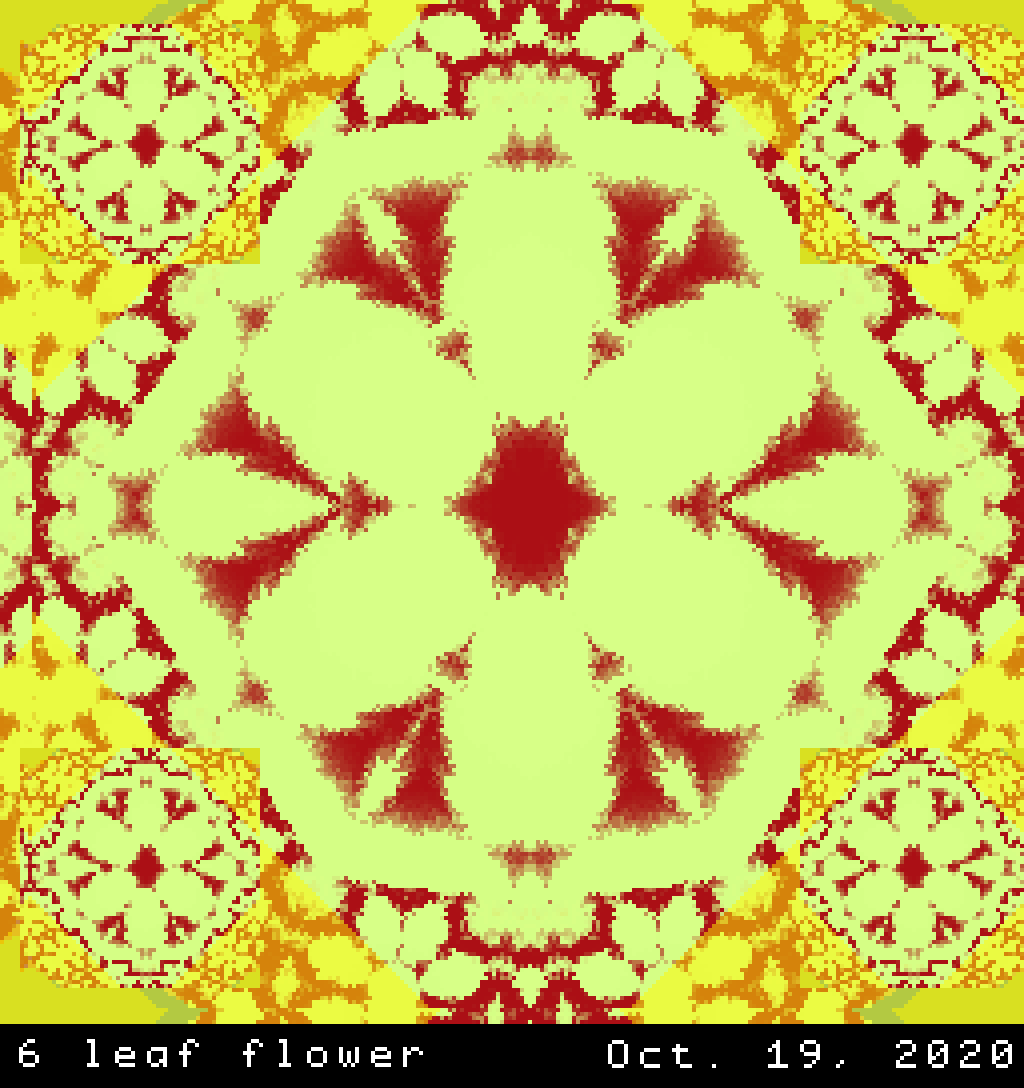 Hexagon flower with similar leafs.png