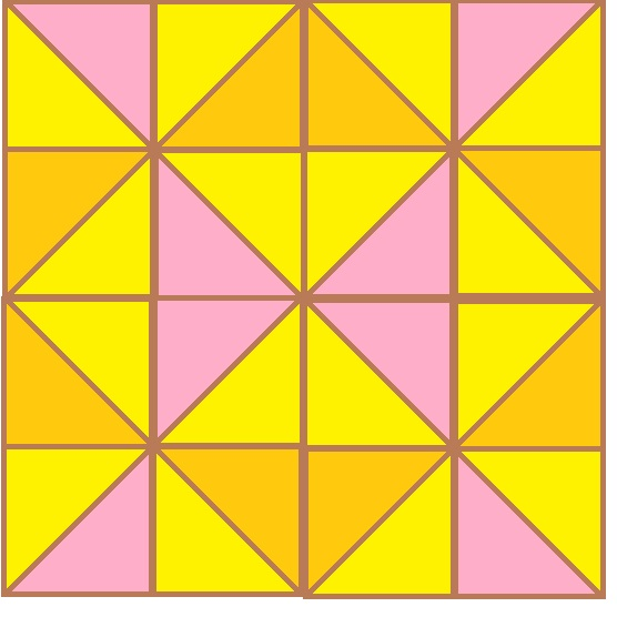 squares triangles mosaic - version II.jpg