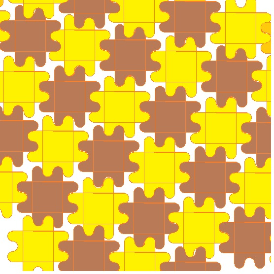 puzzle of roundedly shaped pieces - br+y.jpg