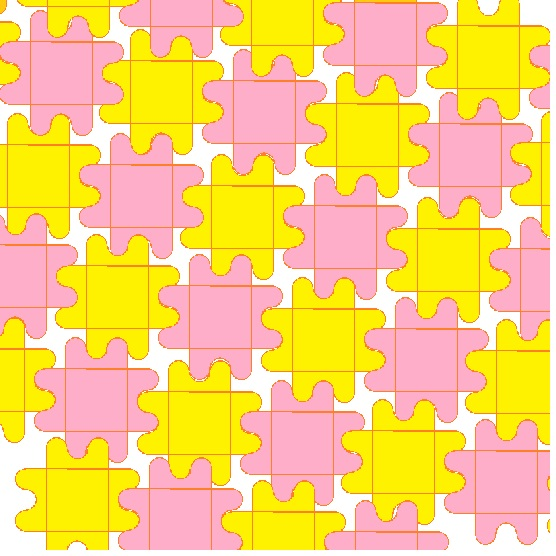 puzzle of roundedly shaped pieces - p+y.jpg