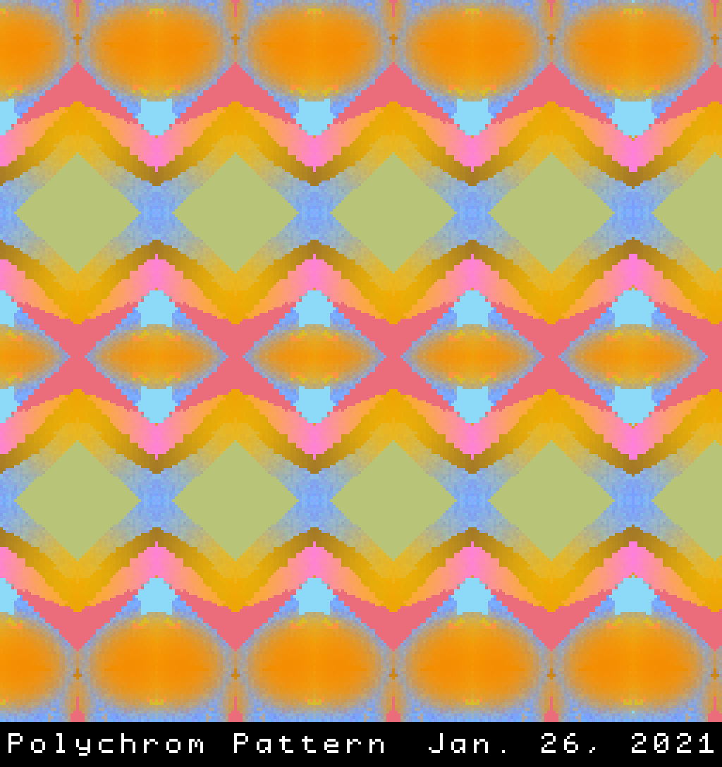 Pattern in the colors of the rainbow.png
